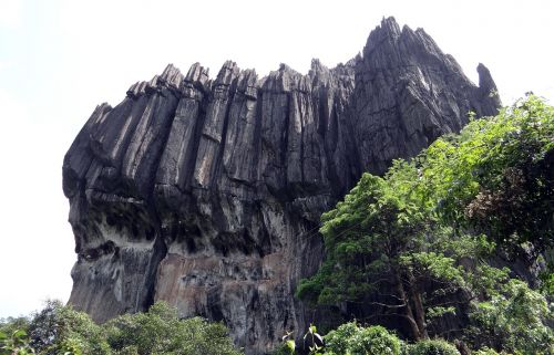 yana rock formation geology