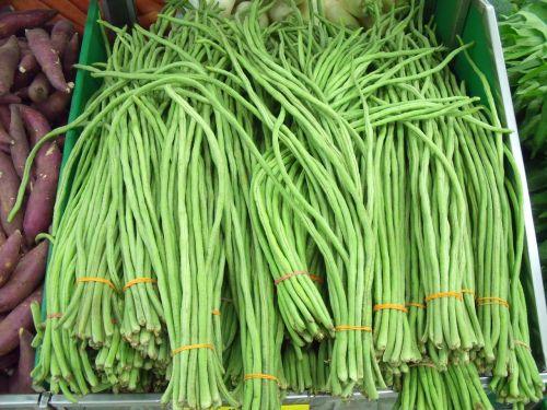yardlong beans string beans long beans