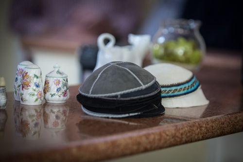 yarmulke jewish kippah