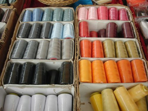 yarn spools of thread market