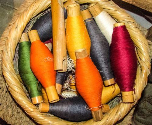 yarn basket colours