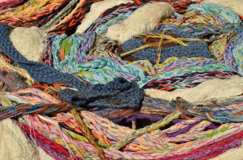 yarn wool cotton