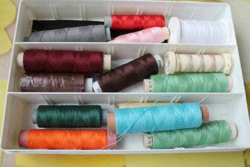 yarn sew house work