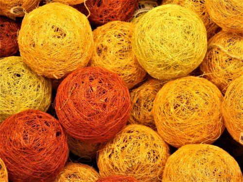 yarn balls cord