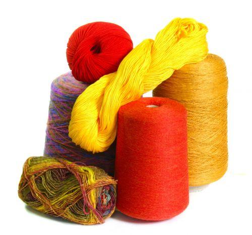 yarn thread knitting