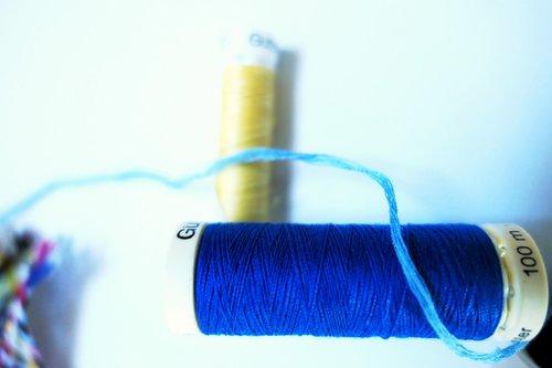 yarn  thread  sew