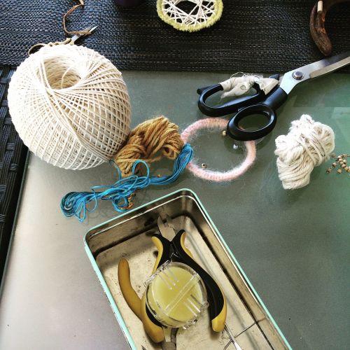 yarn cotton scissors