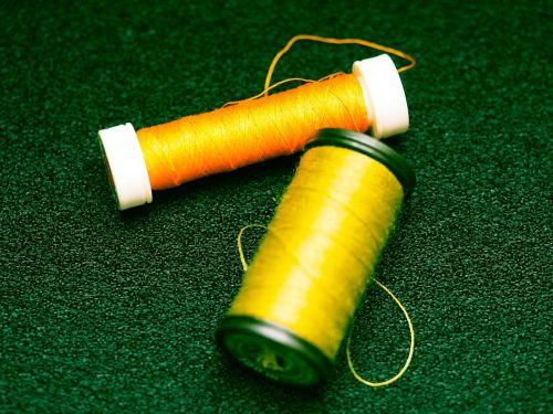 yarn bobbin sew
