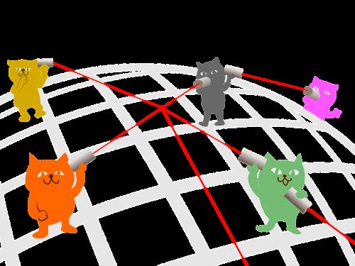 yarn phone communications network