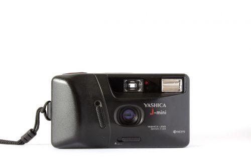 yashica camera analog