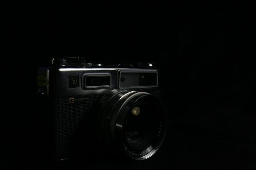 yashica camera analog camera