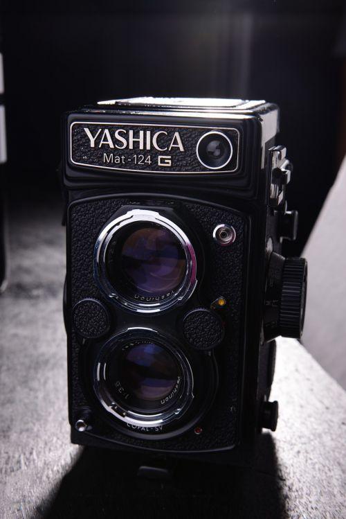 yashica studio vintage cameras
