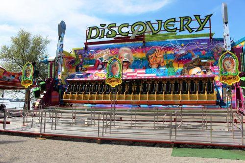 year market fairground ride