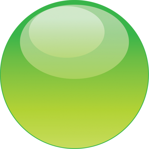yellow orb button