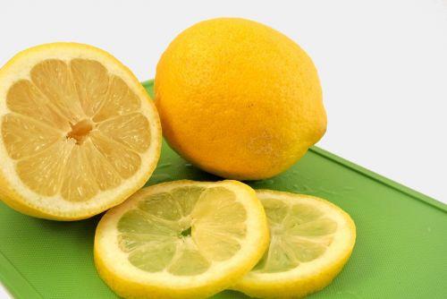 yellow lemon sour