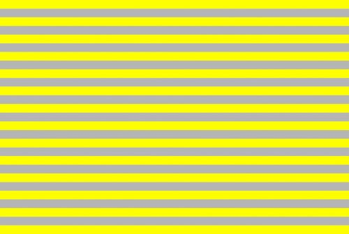 Yellow And Neutral Band Wallpaper