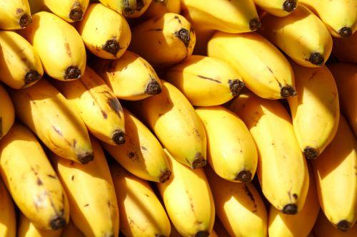 Yellow Bananas Pattern
