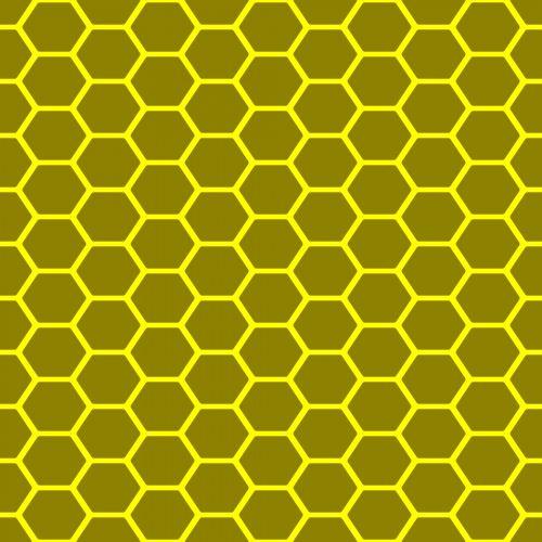 Yellow Bee Hive