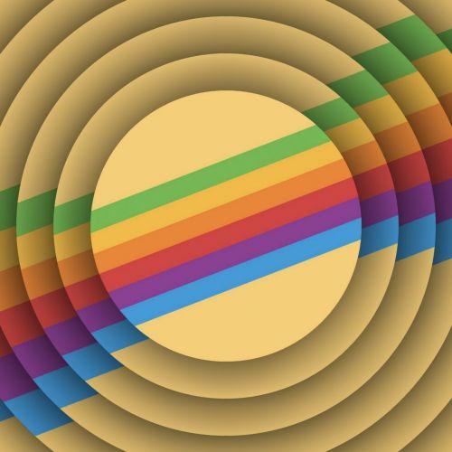 Yellow Discs 1