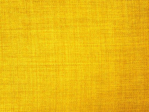 Yellow Fabric Textured Background