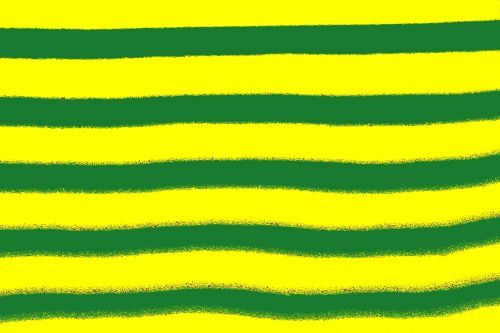 Yellow Green Background Stripes