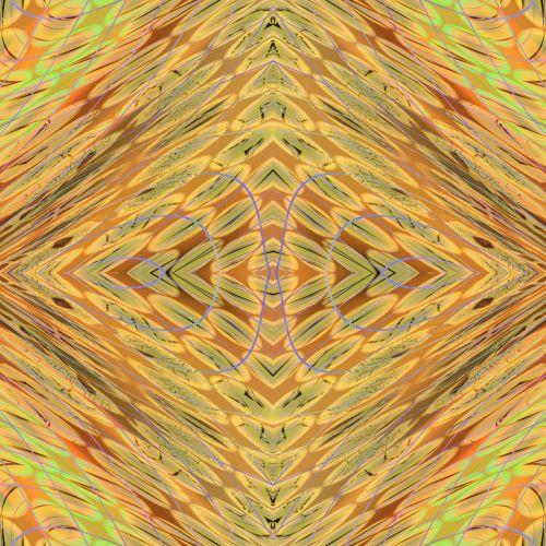 Yellow Kaleidoscope