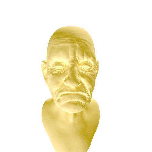 geltona, senas, 3d, vyras, žmogus, galva, manekenas, senas & nbsp, žmogus & nbsp, veidas, padengti, drąsus, Patinas, padengtas, Manekenas, Iškirpti, figūra, žmogus & nbsp, galva, neutralus, veidas, kaukolė, Burna, samdo, manekenas, virtualus, ausis, modelis, dirbtinis, balta, abstraktus, portretas, fantazija, avatar, geltonas vyras