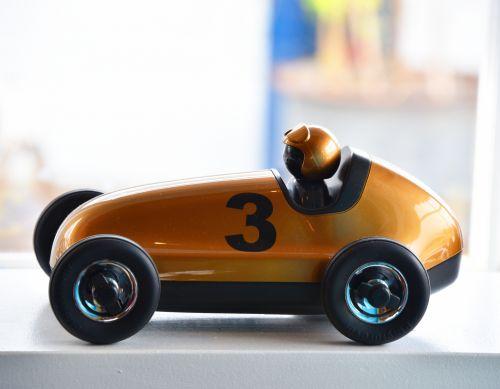 Yellow Racer 3