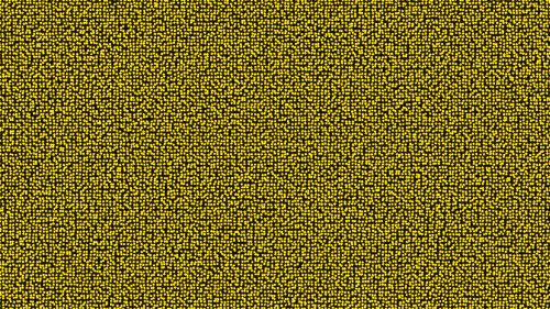 Yellow Small Tile Background