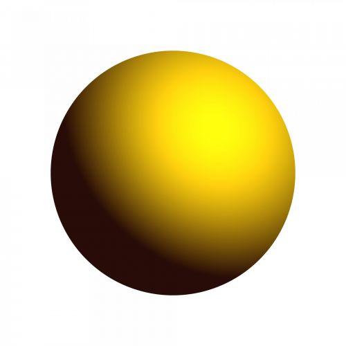 Yellow Sphere
