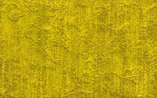 Yellow Stone Textured Wall