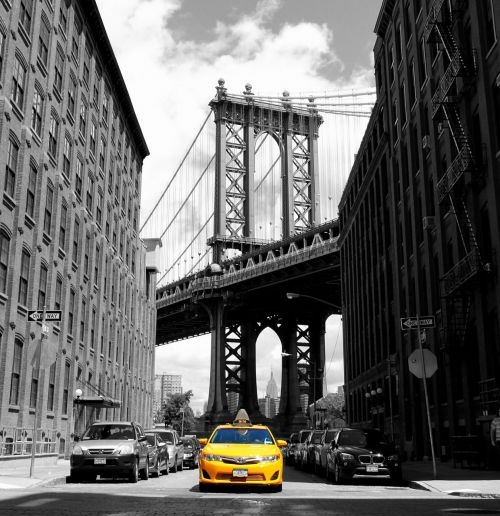 yellow taxi new york new york taxi