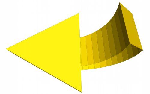 Yellow Web Icon