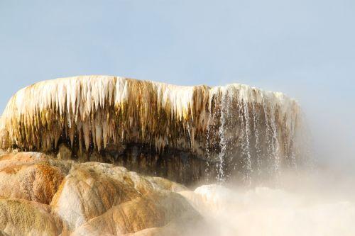 yellowstone mammoth springs mammoth