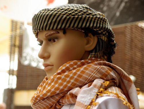 yemen turban man