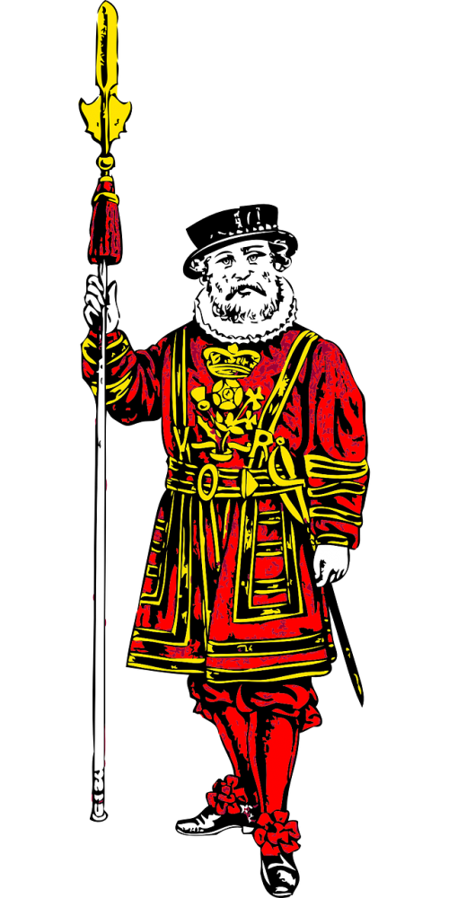 yeoman guard beefeater
