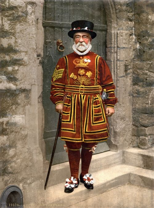 yeoman warder traditional