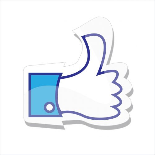 yes like thumb up