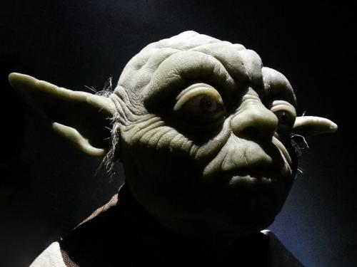 yoda dark the dark side of