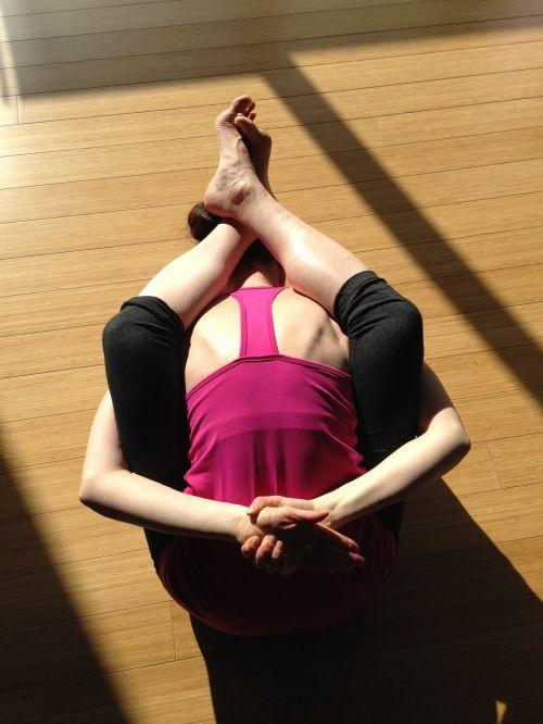 yoga flexibility health