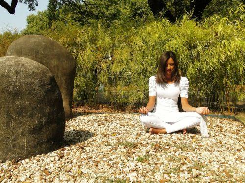 yoga buddhism prayer