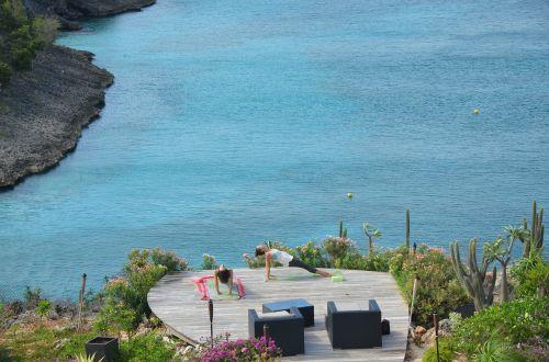 yoga anguilla little bay