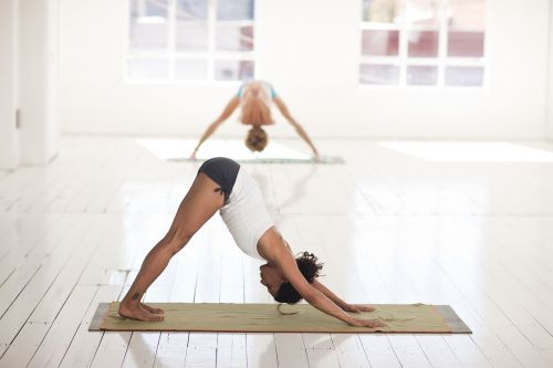 yoga downward dog health