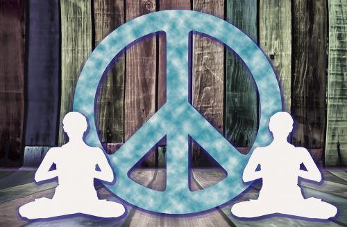 yoga peace meditation
