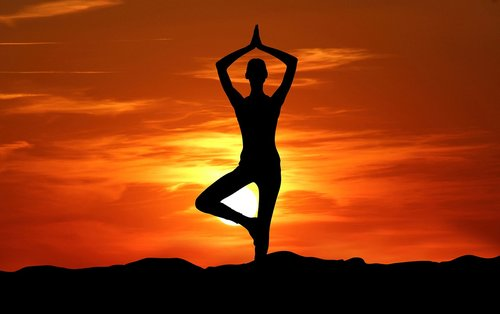 yoga  pose  exercise