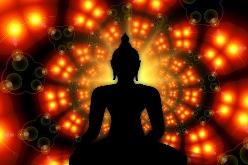 yoga buddha deity