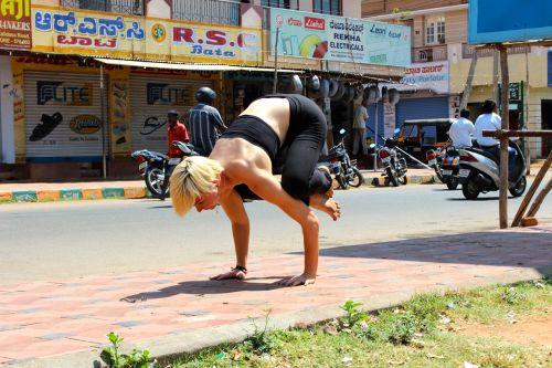 yoga ashtanga bakasana