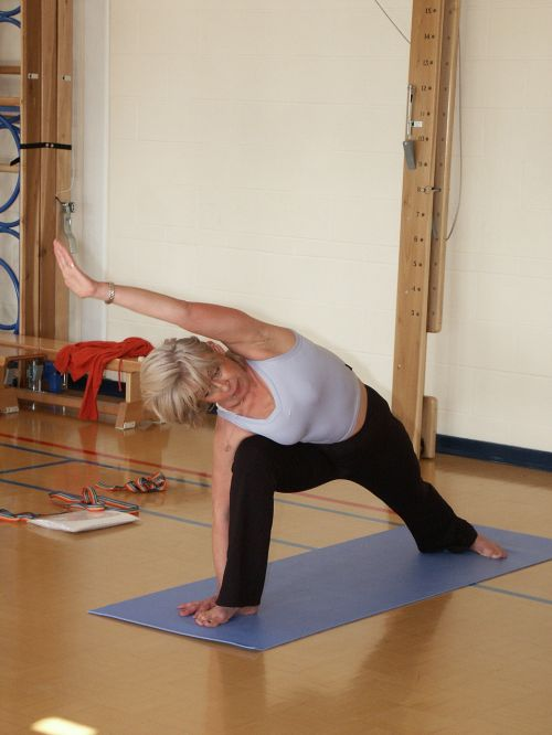 yoga yoga posture stretch