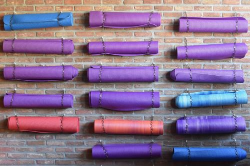 yoga mat mats colors