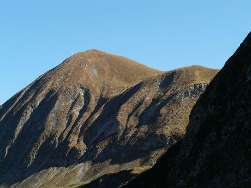 yoke top horn bach yoke mountain